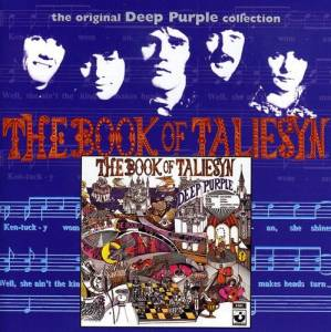 Deep Purple: The Book Of Taliesyn (CD) - Bild 1