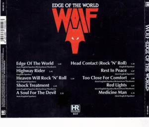 Wolf: Edge Of The World (CD) - Bild 3