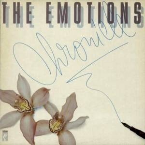 The Emotions: Chronicle - Greatest Hits (LP) - Bild 1