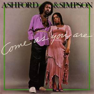 Cover - Ashford & Simpson: Come As You Are