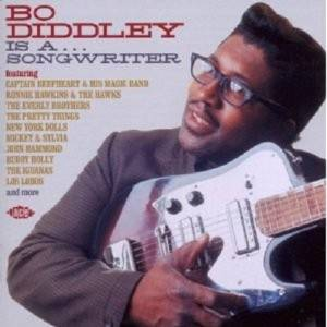 Cover - Ronnie Hawkins & The Hawks: Bo Diddley Is A ... Songwriter