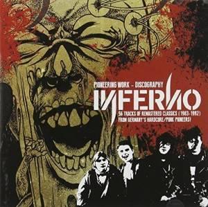 Inferno - Pioneering Work - Oldschool - CD 1