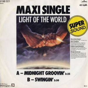 Cover - Light Of The World: Midnight Groovin'