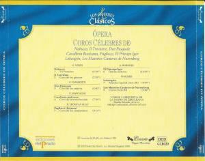 Various - Coros Célebres