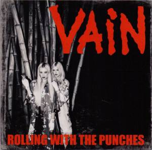 Cover - Vain: Rolling With The Punches