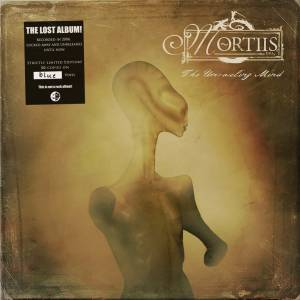 Mortiis: Unraveling Mind, The - Cover