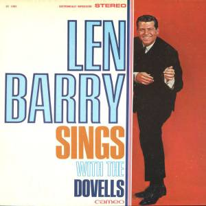 Cover - Len Barry: Len Barry Sings With The Dovells