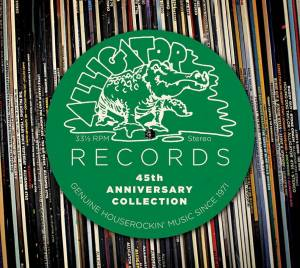 "Cover - Michael ""Iron Man"" Burks: Alligator Records 45th Anniversary Collection"