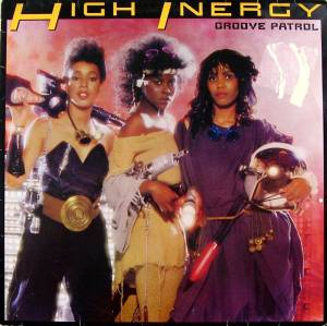 Cover - High Inergy: Groove Patrol