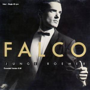 Falco: Junge Roemer - Cover