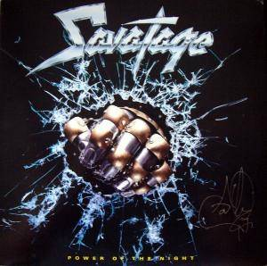 Cover - Savatage: Power Of The Night