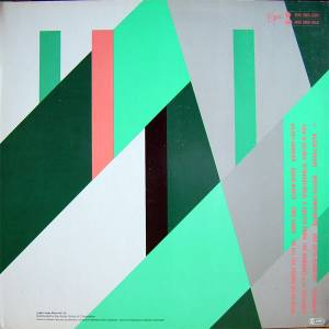 Orchestral Manoeuvres In The Dark: Dazzle Ships (LP) - Bild 2
