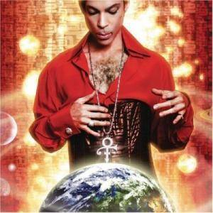 Prince: Planet Earth - Cover