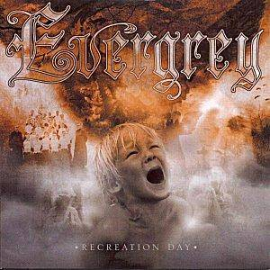 Evergrey: Recreation Day - Cover