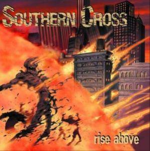 Southern Cross: Rise Above - Cover