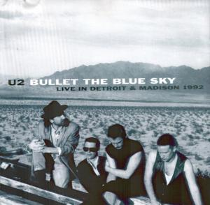Cover - U2: Bullet The Blue Sky