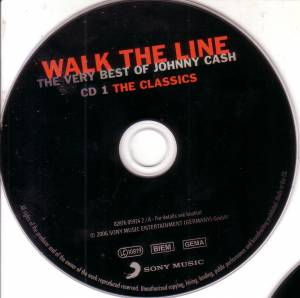 Johnny Cash: Walk The Line - The Very Best Of Johnny Cash (3-CD) - Bild 3