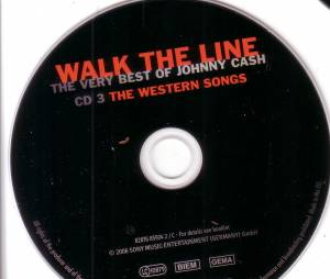 Johnny Cash: Walk The Line - The Very Best Of Johnny Cash (3-CD) - Bild 5