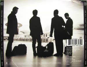 U2: All That You Can't Leave Behind (CD) - Bild 2