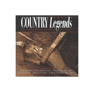 Country Legends - Cover