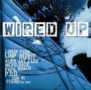 Wired Up - Cover