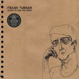 Frank turner sleep is for the week 2 lp 2017 limited for Frank flechtwaren katalog 2017