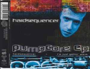 Cover - Hardsequencer: Pumpcore EP