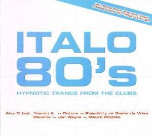 Cover - Fragrance: Italo 80's Hypnotic Trance From The Clubs