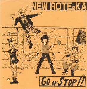 Cover - New Roteeka: Go Or Stop!!