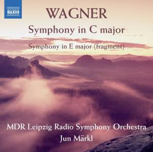 Richard Wagner: Symphony In C major - Cover