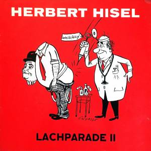 Cover - Herbert Hisel: Lachparade II