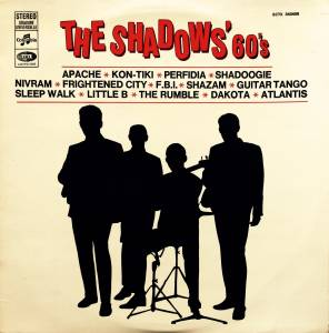Cover - Shadows, The: Shadows' 60's, The