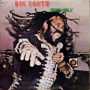 Cover - Big Youth: Rock Holy