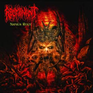Abominant: Napalm Reign - Cover