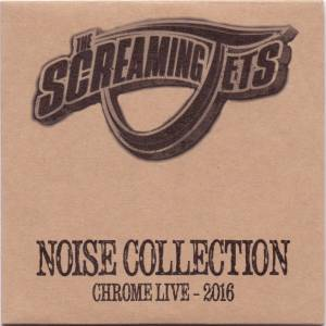 The Screaming Jets: Noise Collection - Cover