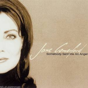 Cover - Jane Comerford: Somebody Sent Me An Angel