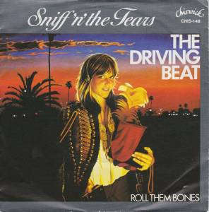 Cover - Sniff 'n' The Tears: Driving Beat, The