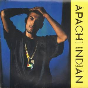 Cover - Apache Indian: Chok There