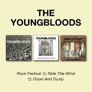 Cover - Youngbloods, The: Rock Festival / Ride The Wind / Good And Dusty