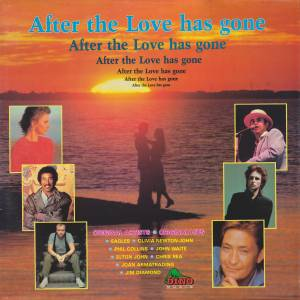 Cover - Smokey Robinson: After The Love Has Gone