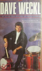 Cover - Dave Weckl: Back To Basics