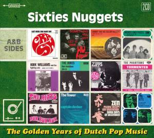 Cover - Nicols, The: Golden Years Of Dutch Pop Music - Sixties Nuggets A&B Sides, The