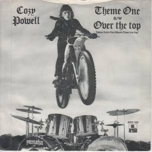 Cozy Powell - Theme One - Over The Top