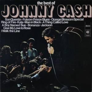 johnny cash the best of johnny cash lp 1973 best of. Black Bedroom Furniture Sets. Home Design Ideas