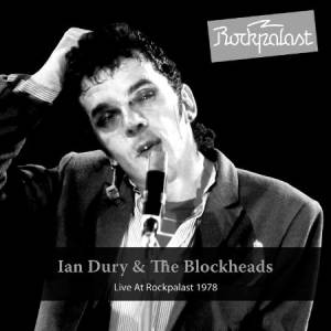 Cover - Ian Dury & The Blockheads: Live At Rockpalast 1978