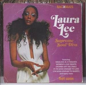 Cover - Laura Lee: Supreme Soul Diva