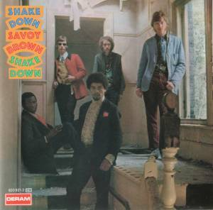 Cover - Savoy Brown: Shake Down