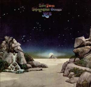 Yes: Tales From Topographic Oceans (2-LP) - Bild 1