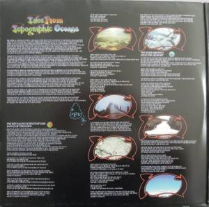 Yes: Tales From Topographic Oceans (2-LP) - Bild 3