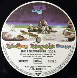 Yes: Tales From Topographic Oceans (2-LP) - Bild 6